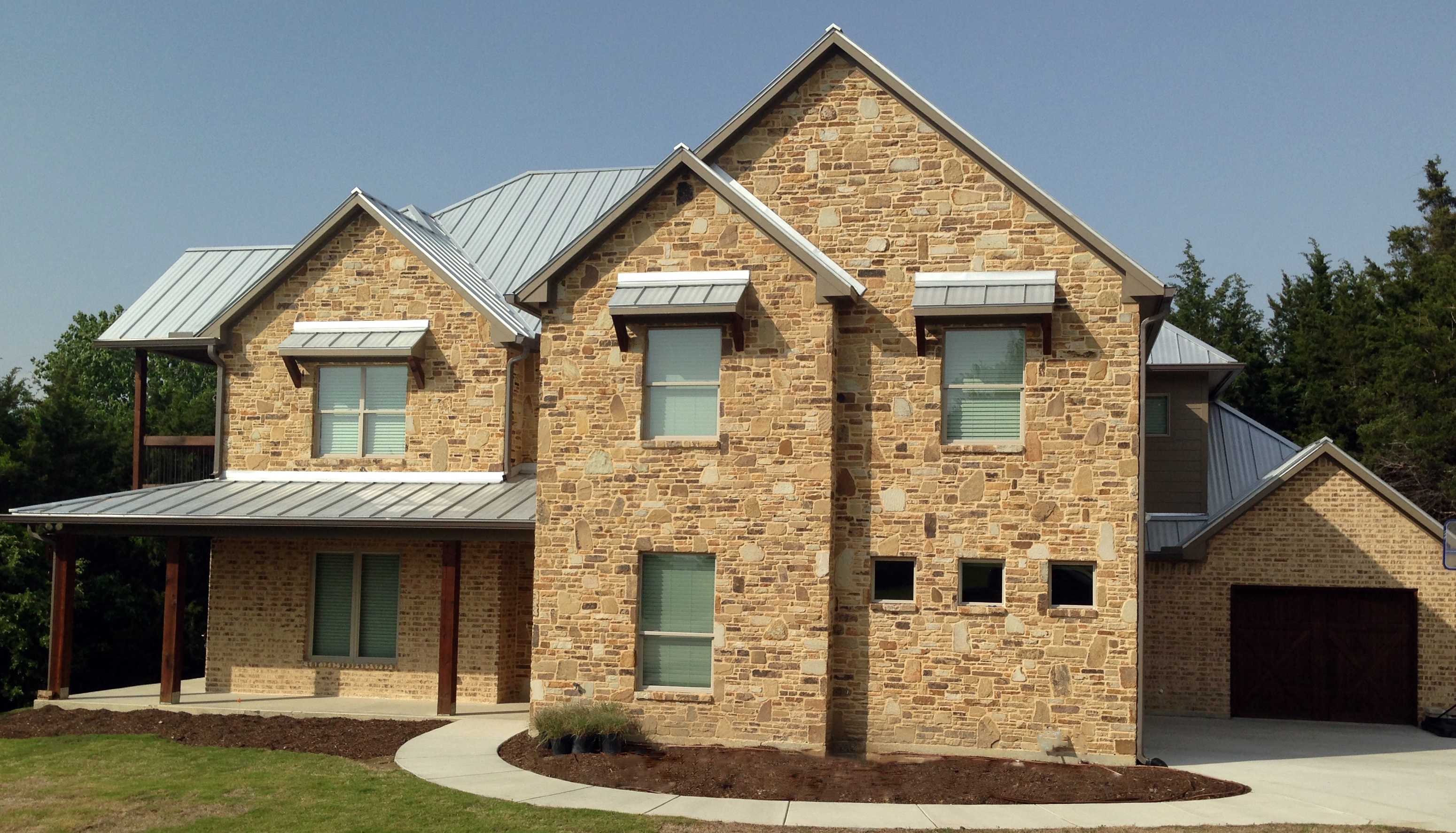 Cedar Ridge Rustic Blend Legends Stone Natural Stone