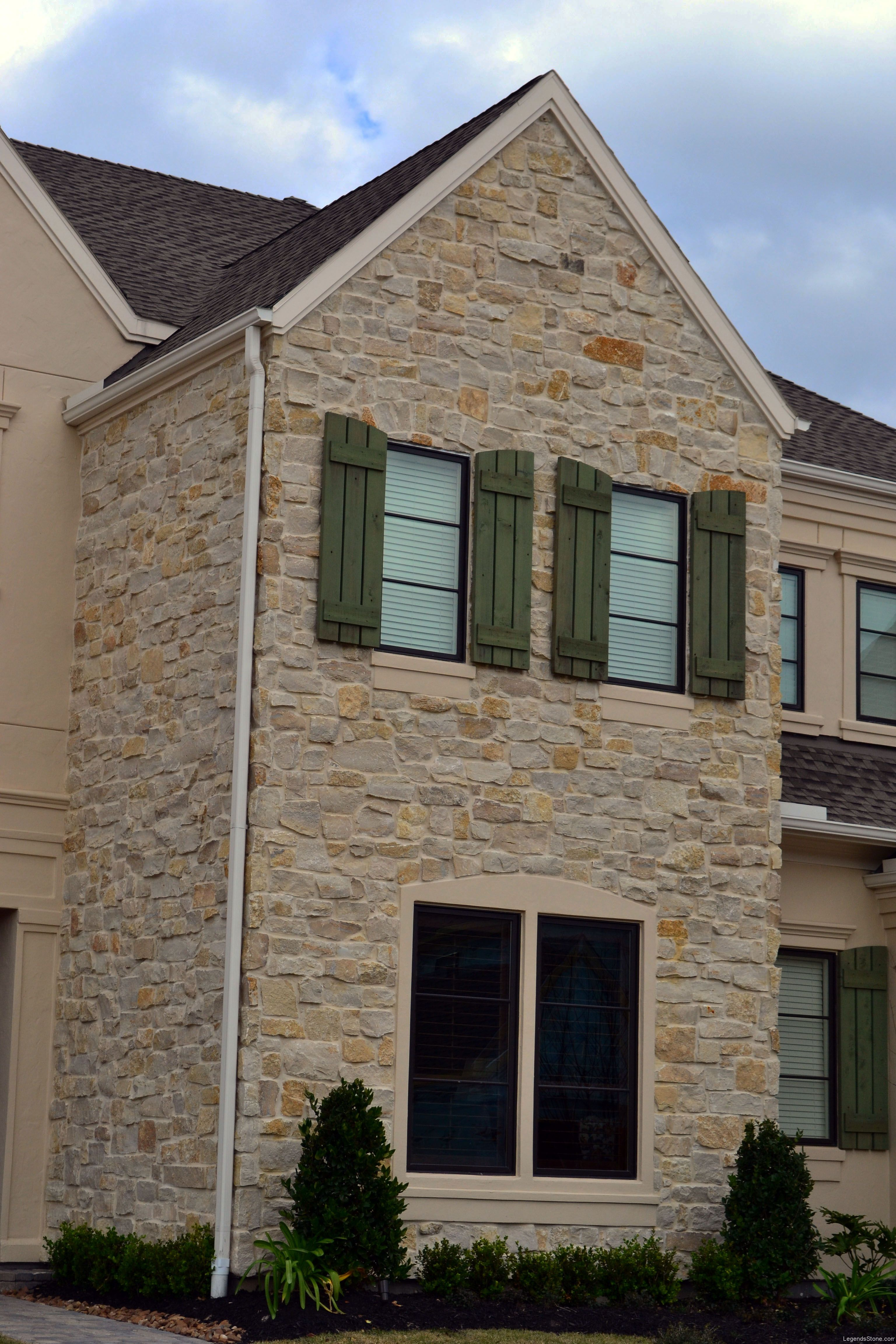 Granbury Chop Legends Stone Natural Stone Building