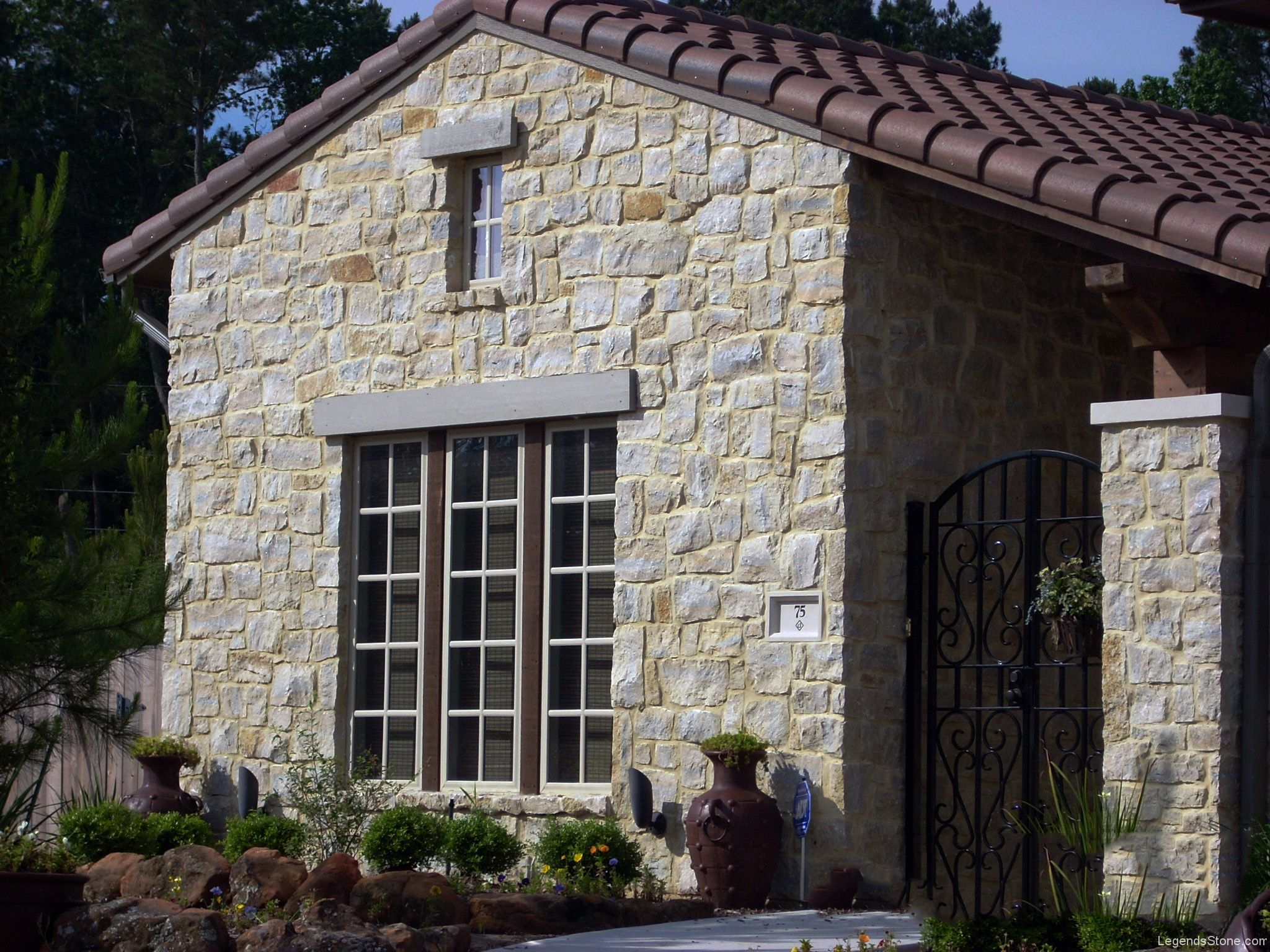 Palomino Chop Legends Stone Natural Stone Building