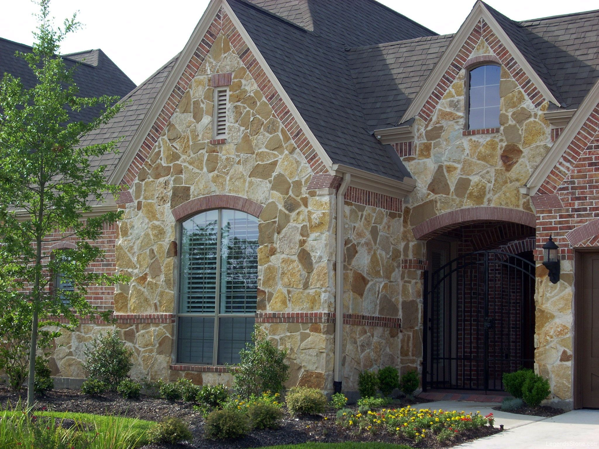 Red River Blend Legends Stone Natural Stone Building