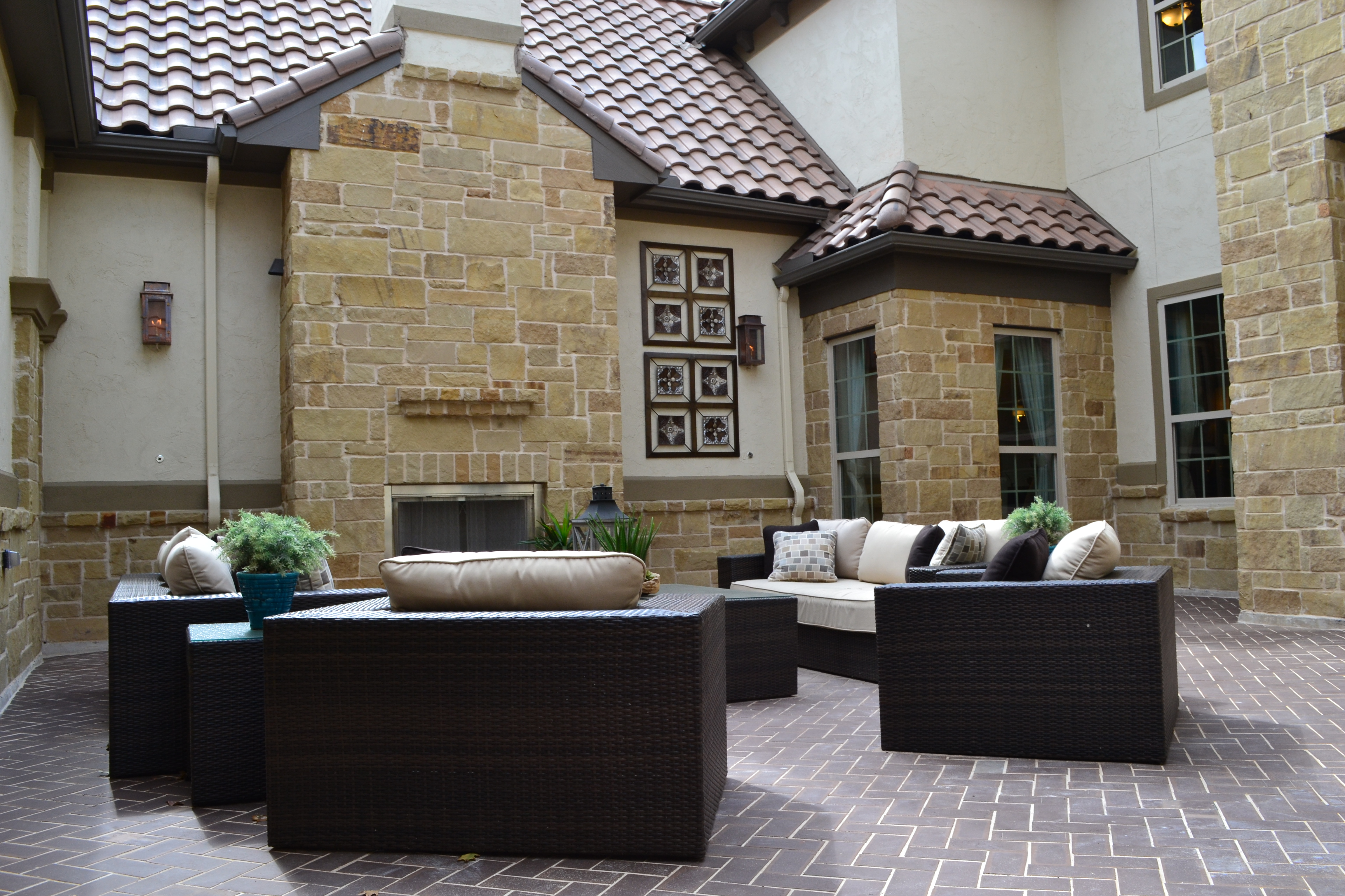 Tumbleweed Tan Sawn Chop Legends Stone Natural Stone