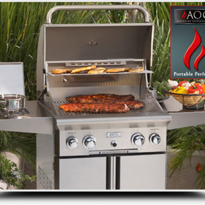 AOG Grills & Accessories - Click for more info and photos