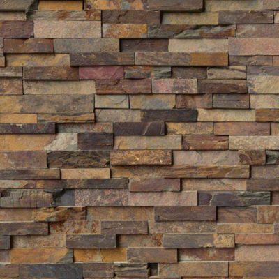 California Gold Natural Ledgestone - Click for more info and photos