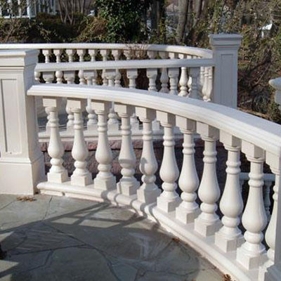 Cast Stone Accessories & Columns - Click for more info and photos