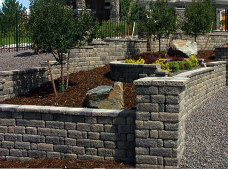 Keystone Retaining Walls Legends Stone Natural Stone