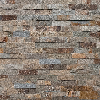 Bronze Ledgestone - Click for more info and photos