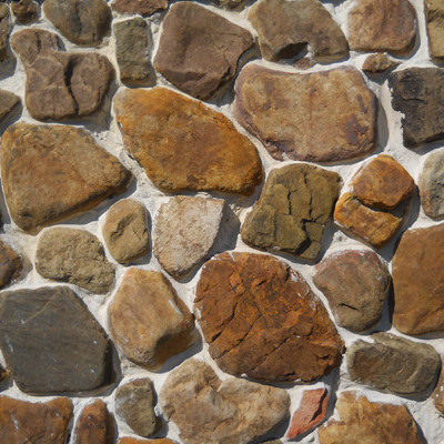 Creek Cobble Fieldstone - Click for more info and photos