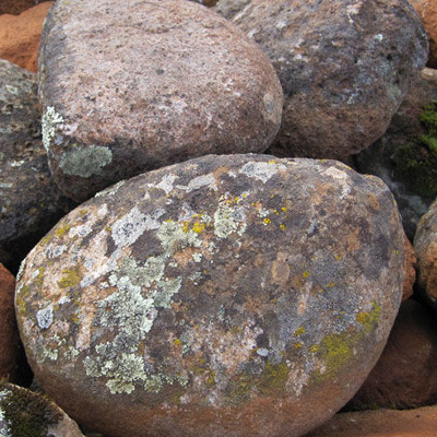 Moss Boulders - Click for more info and photos