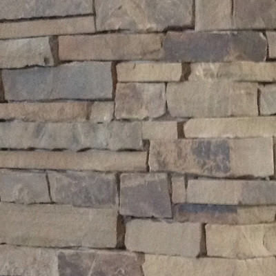 Oklahoma Multicolor Ledgestone - Click for more info and photos