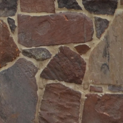 Silvermist Fieldstone Legends Stone Natural Stone