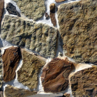Sonoran Blend Fieldstone - Click for more info and photos