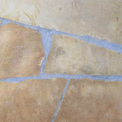 Arizona Buckskin Flagstone - Click for more info and photos