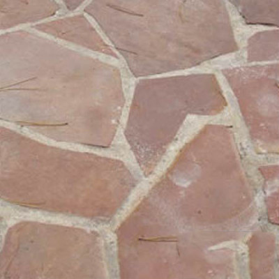 Colorado Red Flagstone - Click for more info and photos