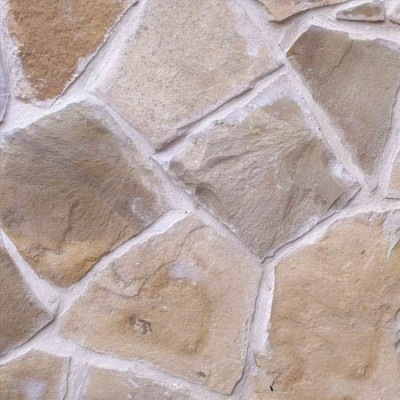 Coral Cream Flagstone - Click for more info and photos