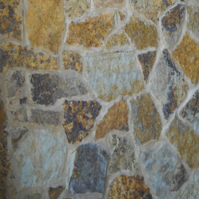 Ozark Brown Fieldstone - Click for more info and photos