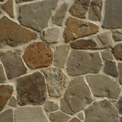 Oklahoma Tumbled Fieldstone - Click for more info and photos