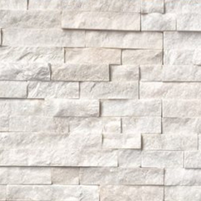 Artic White Ledgestone - Click for more info and photos