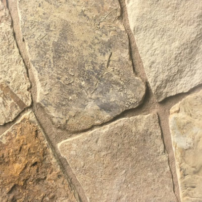 Woodcreek Blend Fieldstone - Click for more info and photos