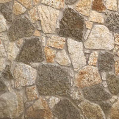 Llano Blend Fieldstone - Click for more info and photos