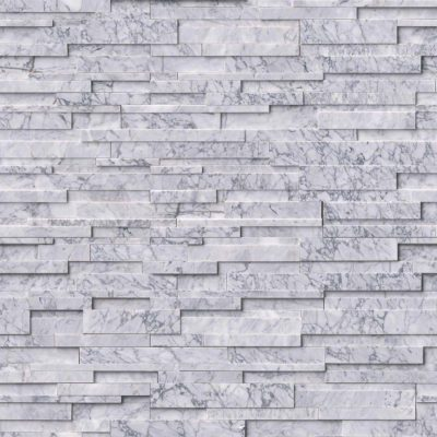 Arabescato 3D Ledgestone - Click for more info and photos