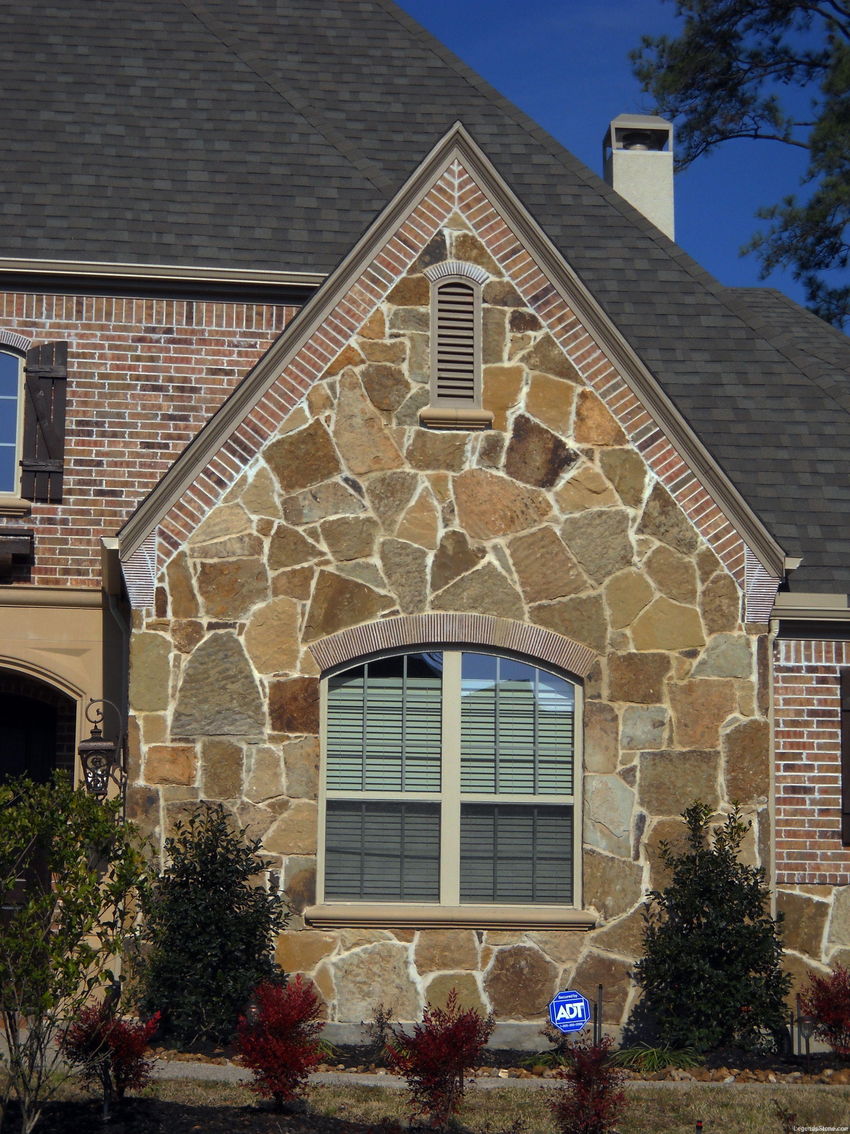 Arkansas Blend Fieldstone Legends Stone Natural Stone