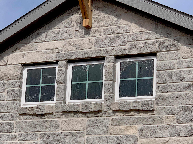 Ashford Grey Ashlar Legends Stone Natural Stone