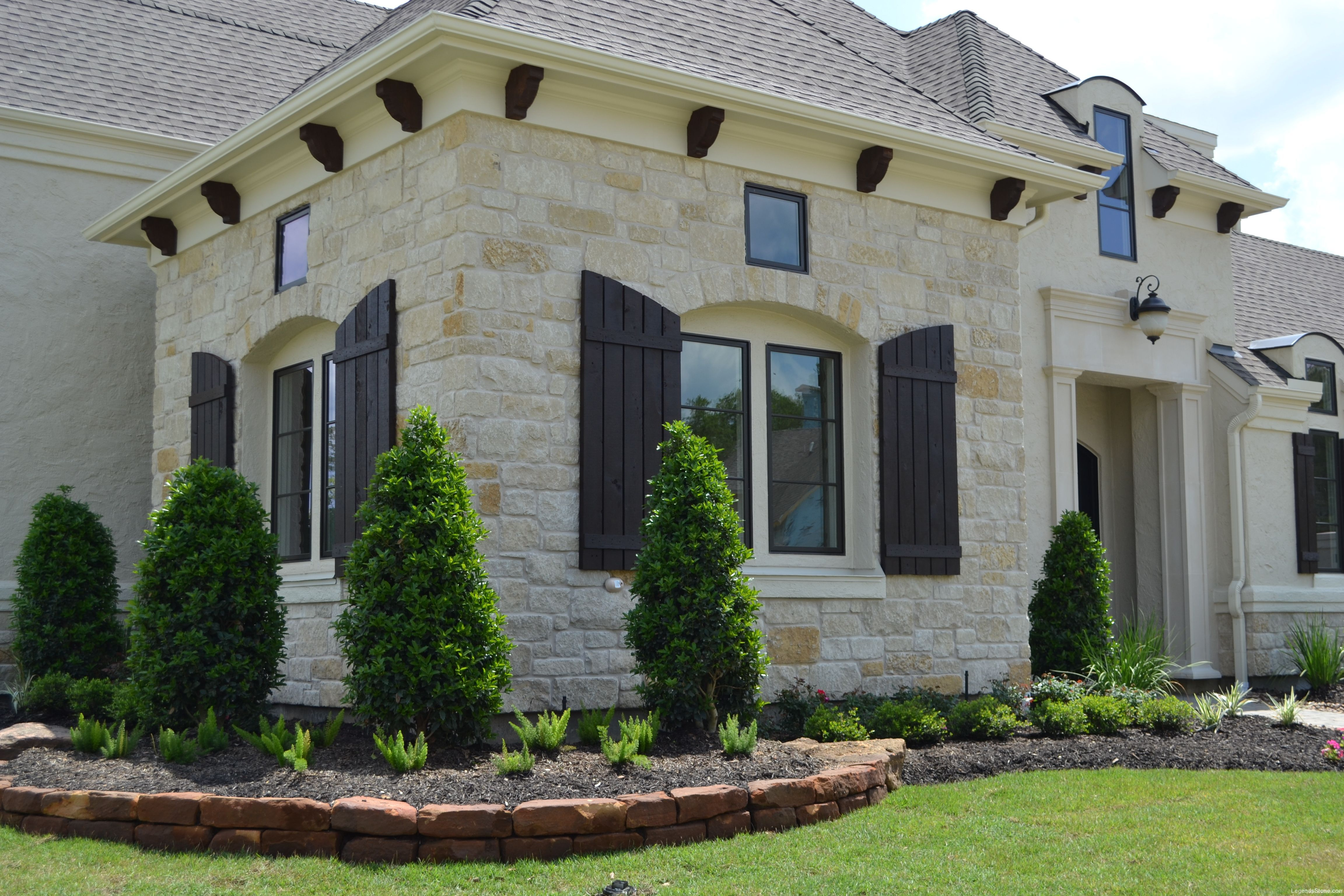 Chateau Blend Ashlar Legends Stone Natural Stone