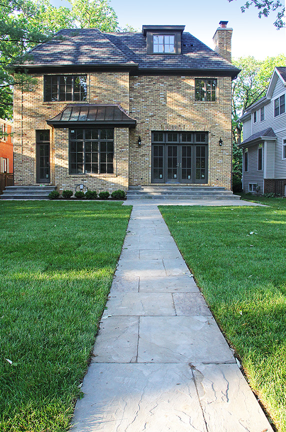 Buff Reclaimed Chicago Brick Legends Stone Natural