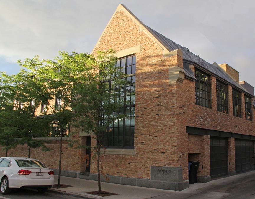 Full Range Reclaimed Chicago Brick Legends Stone