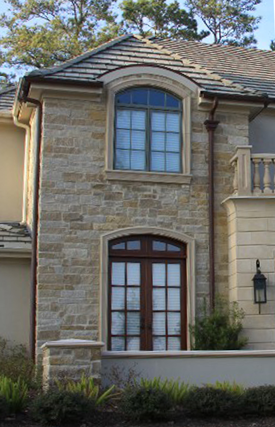 Coppell Mission Blend Legends Stone Natural Stone